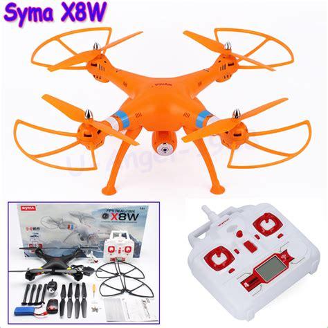 Jakartahobby Drone Syma X8w 1 Live Fpv 2 original syma x8w fpv 2 4ghz headless rc quadcopter drone