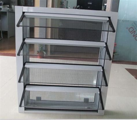 jalousie metall jalousie windows aluminum glass louver