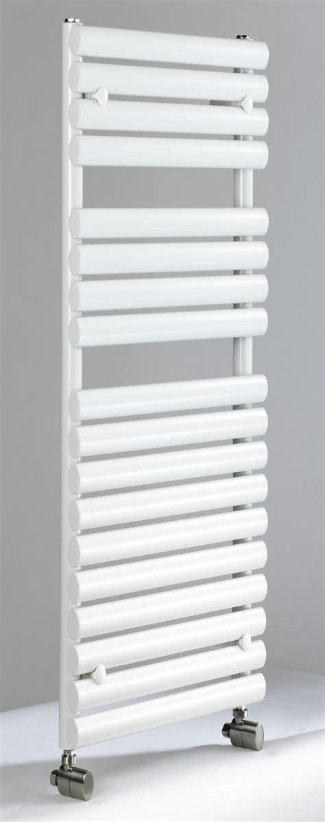 White Bathroom Radiator by Dq Cove Towel Rail White Radiator World
