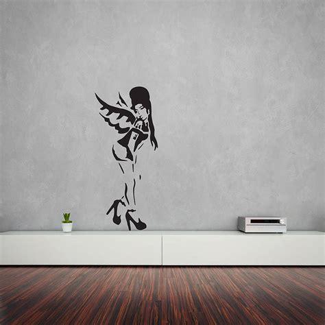 banksy home decor wall art decor winehouse vinyl banksy wall art amy