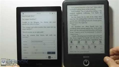 onyx boox t68 lynx pdf review video the ebook reader blog kobo aura hd vs onyx boox t68 lynx comparison review youtube