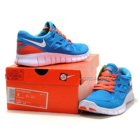 nike shoes on sale for nike free run 2 2 0 womens running shoes blue orange on