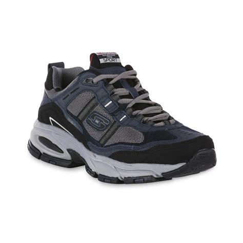 wide athletic shoes s skechers s trait wide athletic shoe navy multi