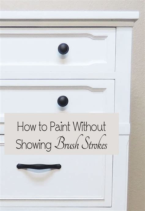 best brush for painting cabinets how to paint cabinets without brush strokes showing