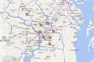 power outage map washington dc power outage pepco smeco say explosion the