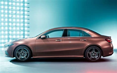 mercedes sedan mercedes classe a sedan 2019 fotos e especifica 231 245 es