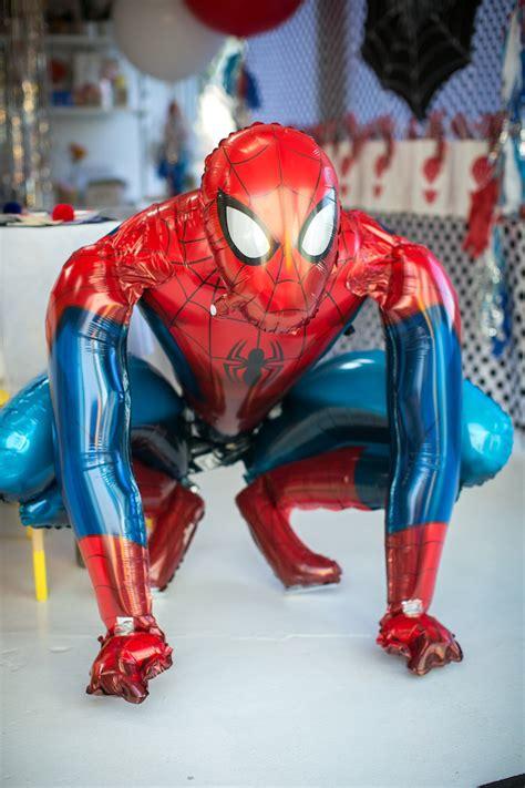 Karas  Ee  Party Ee    Ee  Ideas Ee   Spectacular Spider Man  Ee  Birthday Ee    Ee  Party Ee