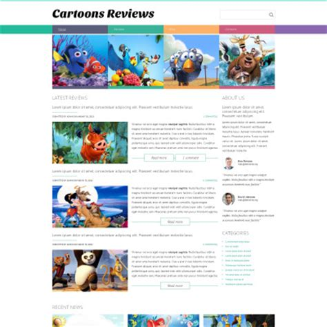 drupal themes review movie drupal themes