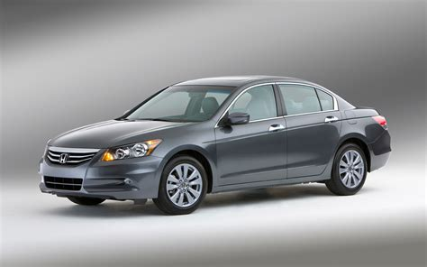 2012 honda accord ex l v 6 sedan front three quarter 2 photo 2