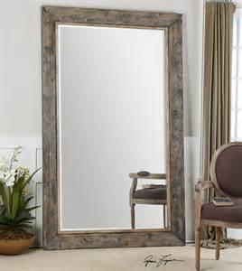 Uttermost Floor Mirror by Uttermost Bozeman Grande Floor Mirror Beyond Stores