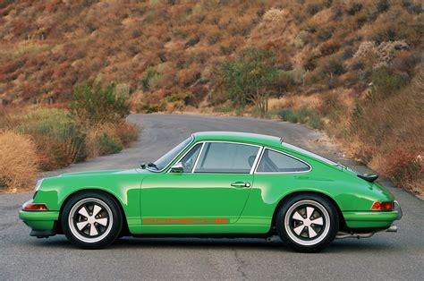 Alter Porsche 911 by Singer Mixes New Porsche 911 With One Autoevolution