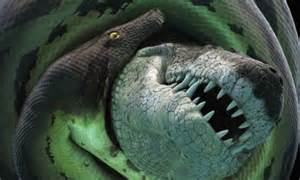 Foot 900 pound ancient species of crocodile that battled with 58 foot