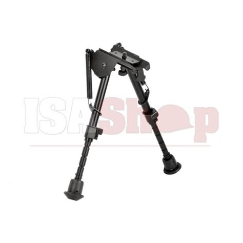 Bipod Jepit Senapan Airsoft Tactical Tactical Bipod Iron Site Airsoft Shop