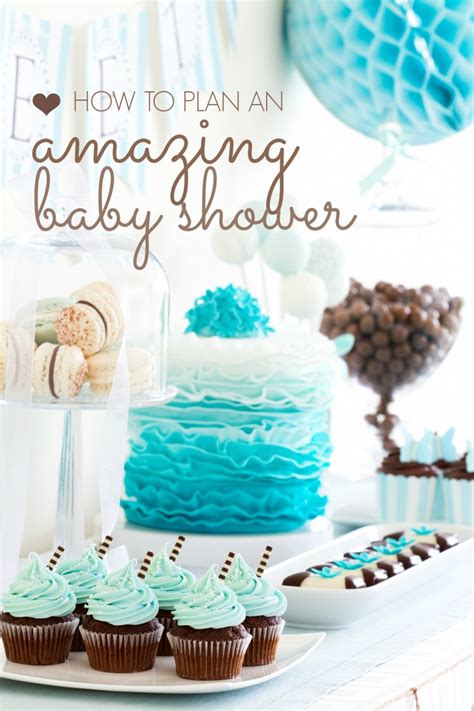 How To An Baby Shower by How To Plan An Amazing Baby Shower Bloom Designs