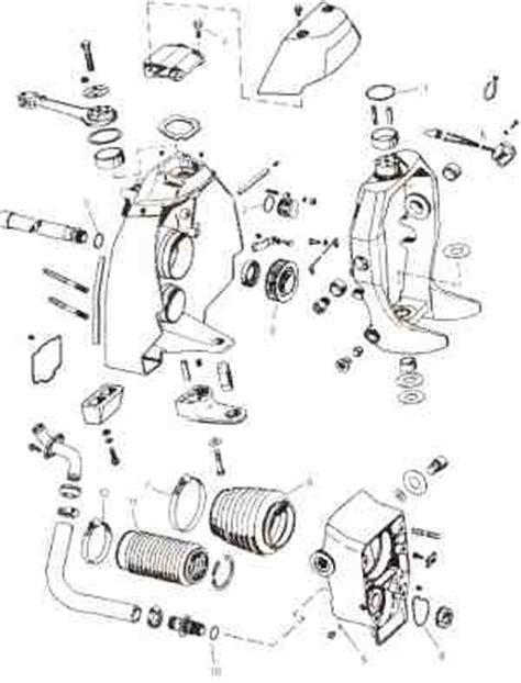 volvo penta sx outdrive diagram volvo penta sx drive schematic get free image about