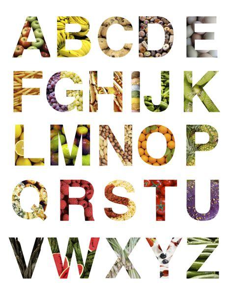 up letter with food food font related keywords food font keywords