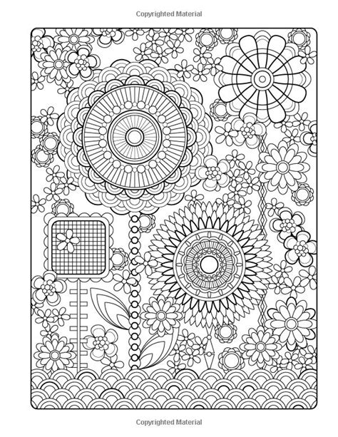 floral inspirations a detailed floral coloring book books flower designs coloring book volume 1 jenean morrison