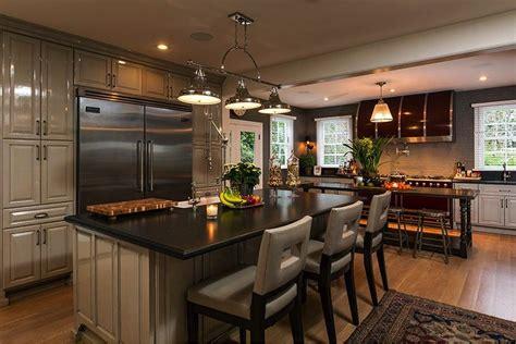 Architectural Kitchen Design Homes Renner House