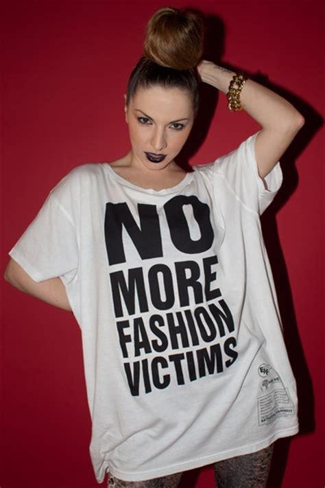 Katharine Hamnett On Fashion Industry by Designer Katharine Hamnett From Mali Cotton To Cbe