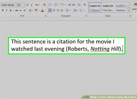 film mla citation format purdue owl mla formatting the basics youtube autos post