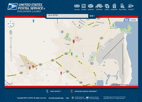 Usps Locations And Hours by Postal Service Expands To More Locations On Kauai