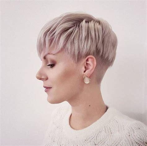 cortes de cabello corto dama de 120 cortes de pelo corto para mujer verano 2018