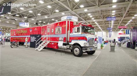 truck restored evel knievel restored truck at great american truck show