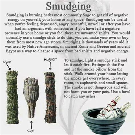 All Negative Energy Detox by Smudging How To Cleanse Negative Energy From Your And