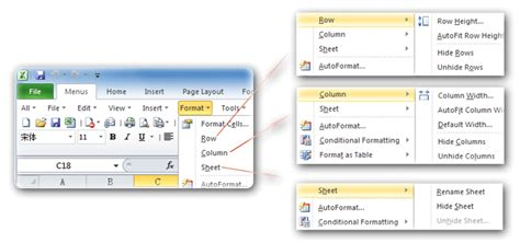 label format in excel 2007 show format tab in excel 2007 text labels on a vertical