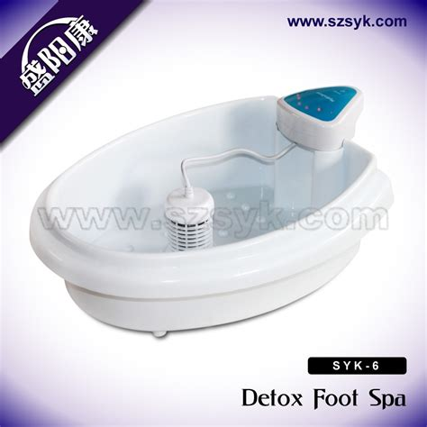 Ionic Foot Detox Machine by China Ionic Detox Machine Syk 6a China Detox Machine
