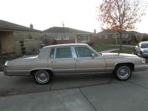 1992 Cadillac Brougham Purchase Used 1992 Cadillac Brougham Rwd 5 7 Liter In