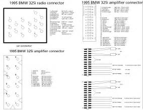1995 e36 radio wiring bimmerfest bmw forums