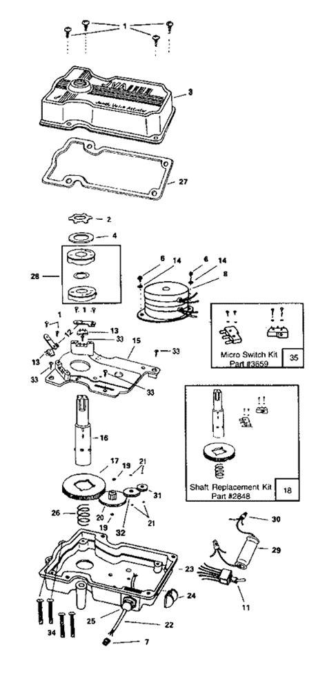 jandy valve parts diagram jandy valve parts
