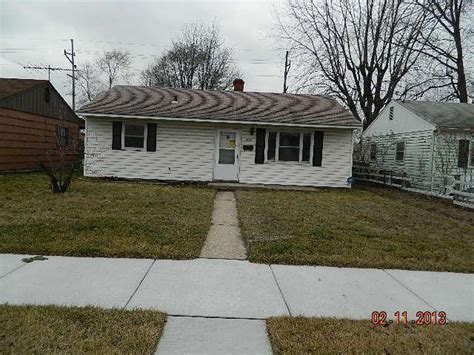 Houses For Sale In Hammond Indiana by 7546 Walnut Ave Hammond Indiana 46324 Reo Home Details