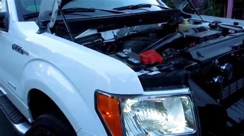 2012 f150 hid install youtube how to remove headlight and install h13 hid bulbs on a