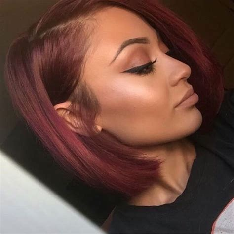 straight cut just under chin length hair 104 best hair images on pinterest hairstyles hair and