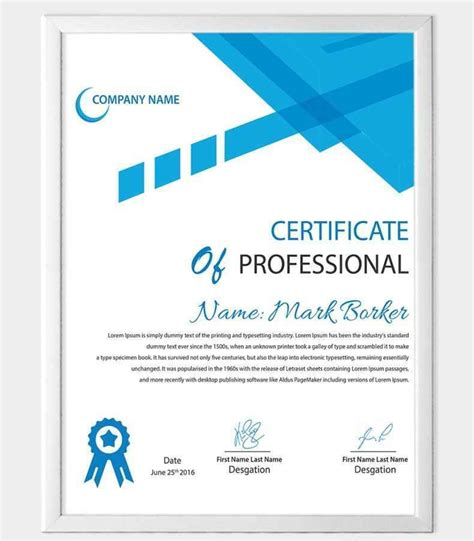 custom certificate templates gse bookbinder co