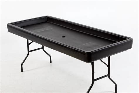 fill n chill table fill n chill table black ancaster rental centre in