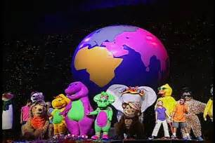barney colorful world barney s colorful world barney wiki