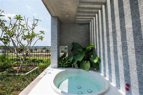 moderne schlafzimmersuiten moderne architektur und bepflanzung geb 228 ude in ho chi