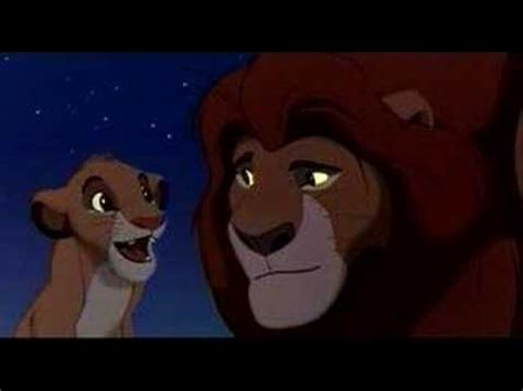 this is the lion kings simba and mufasa in real life lion king mufasa and simba english youtube