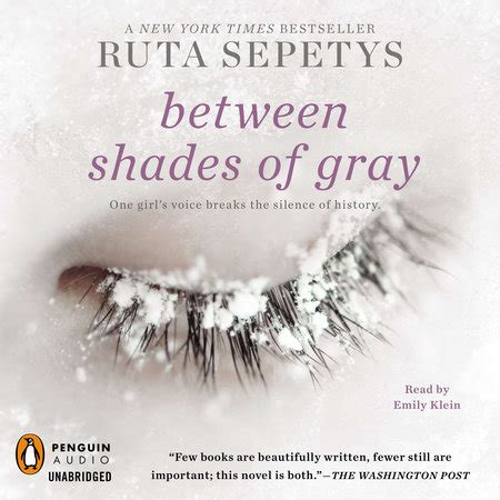 between shades of gray 0141335882 between shades of gray by ruta sepetys penguinrandomhouse com