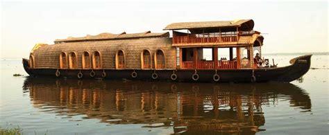 house boat india kumarakom castle kumarakom kerala india