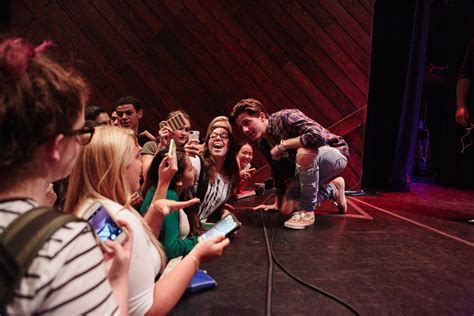 charlie puth berklee charlie puth returns to berklee to connect with students