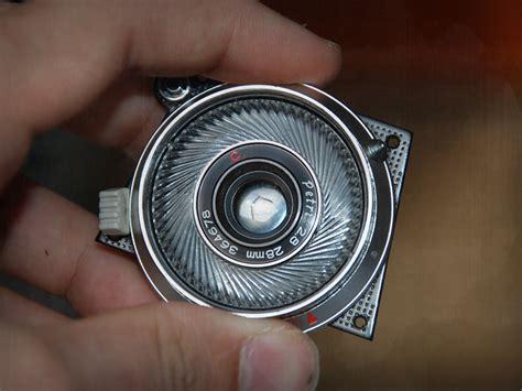 analog camera  dummies petri  disassembly