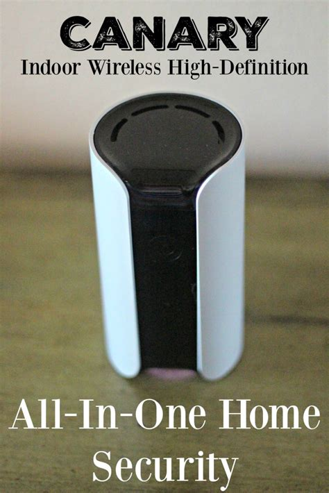 canary indoor wireless hi def all in one home security