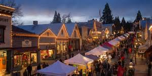Old Fashioned Christmas Lights California Towns With Holiday Spirit Visit California