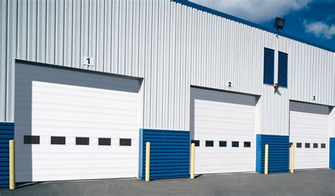 Family Christian Doors by Commercial Bent Garage Door Panel Family Christian Doors