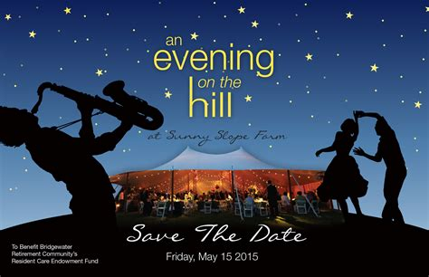 Evening on the Hill with Bridgewater Healthcare Foundation