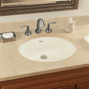 american standard ovalyn undermount lavatory sink in white